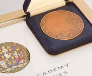 AAH McCredie Musicological Medal