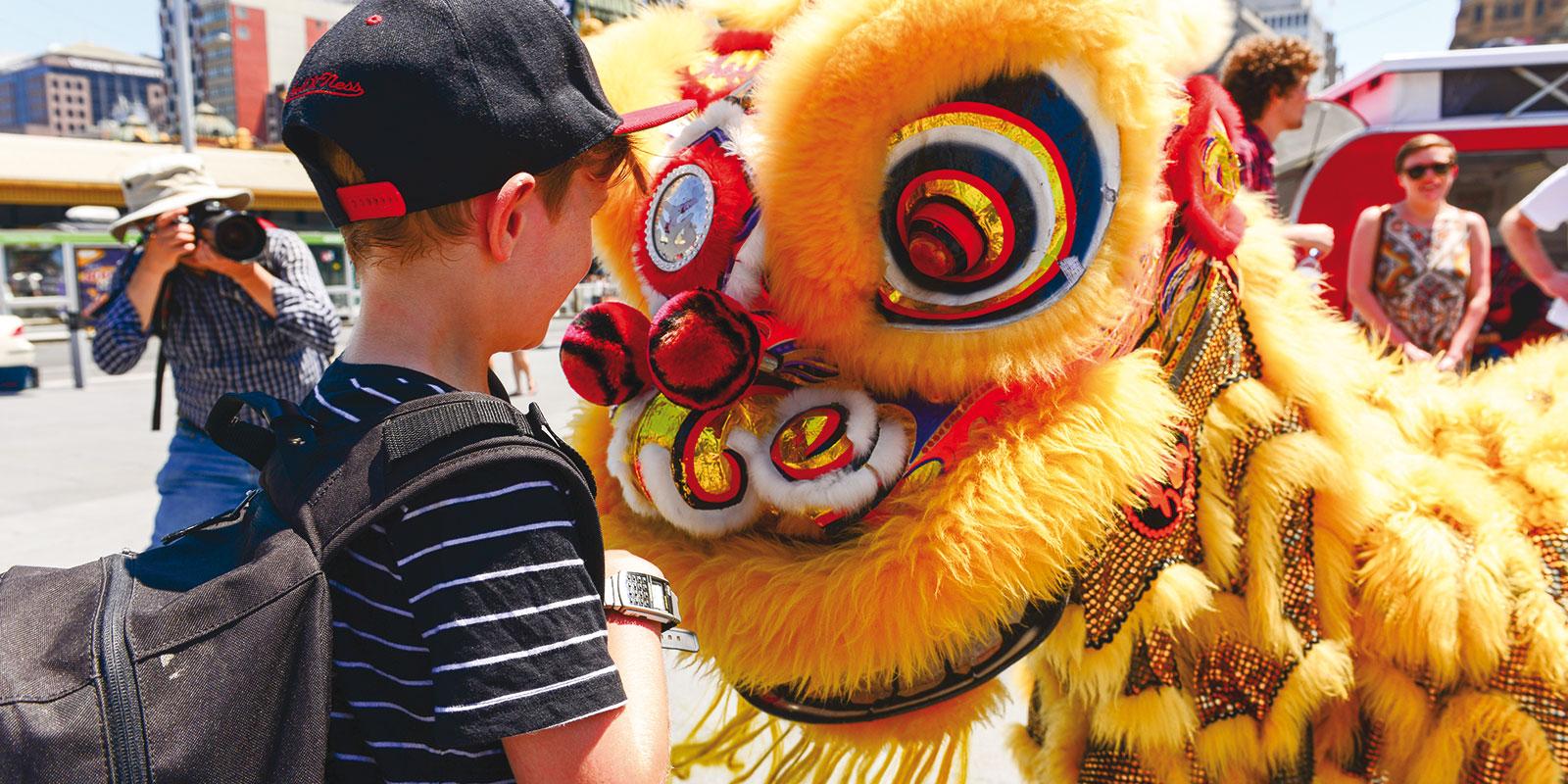 Chinese Lunar New Year 2014, Melbourne AU