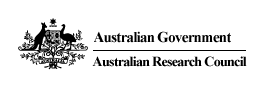 Australian Government Australian Research Council logo