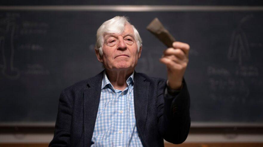 Photo of Professor Emeritus Peter Bellwood
