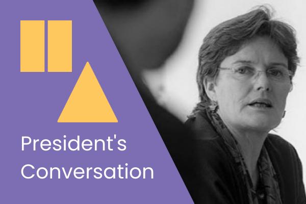 President's Conversations web tile