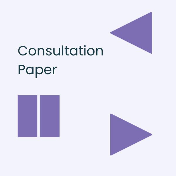 Consultation Paper